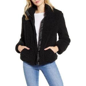 THREAD & SUPPLY Wubby Teddy Bear Fleece Jacket